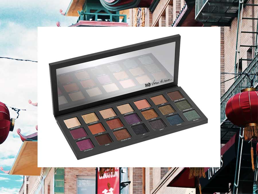 Urban Decay's Born To Run Palette Is The Ultimate Travel Companion