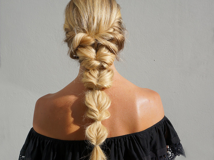 3 Easy Hairstyles for Wedding Guests