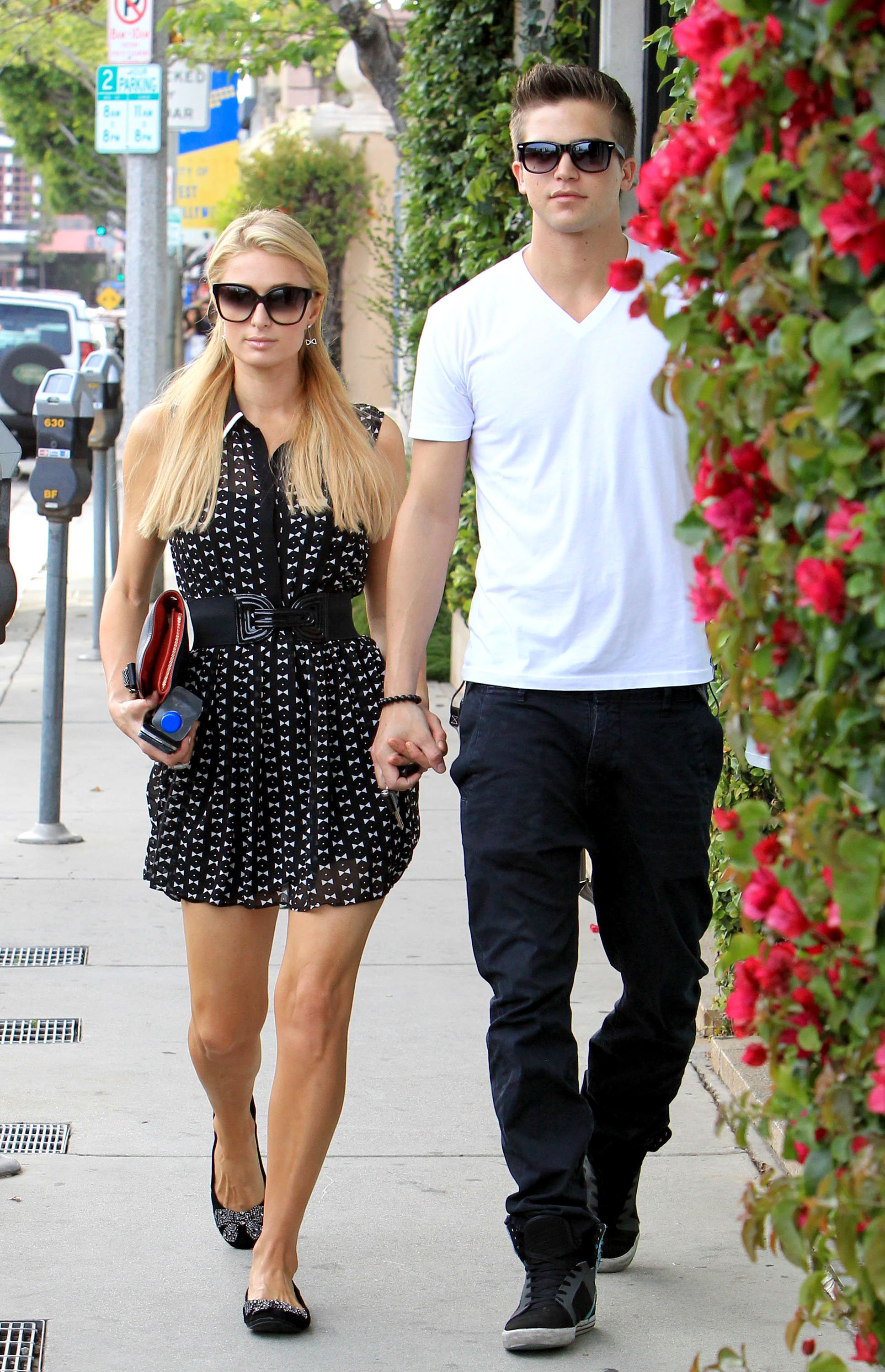Get the Look: Paris Hilton's Playful Shopping Style