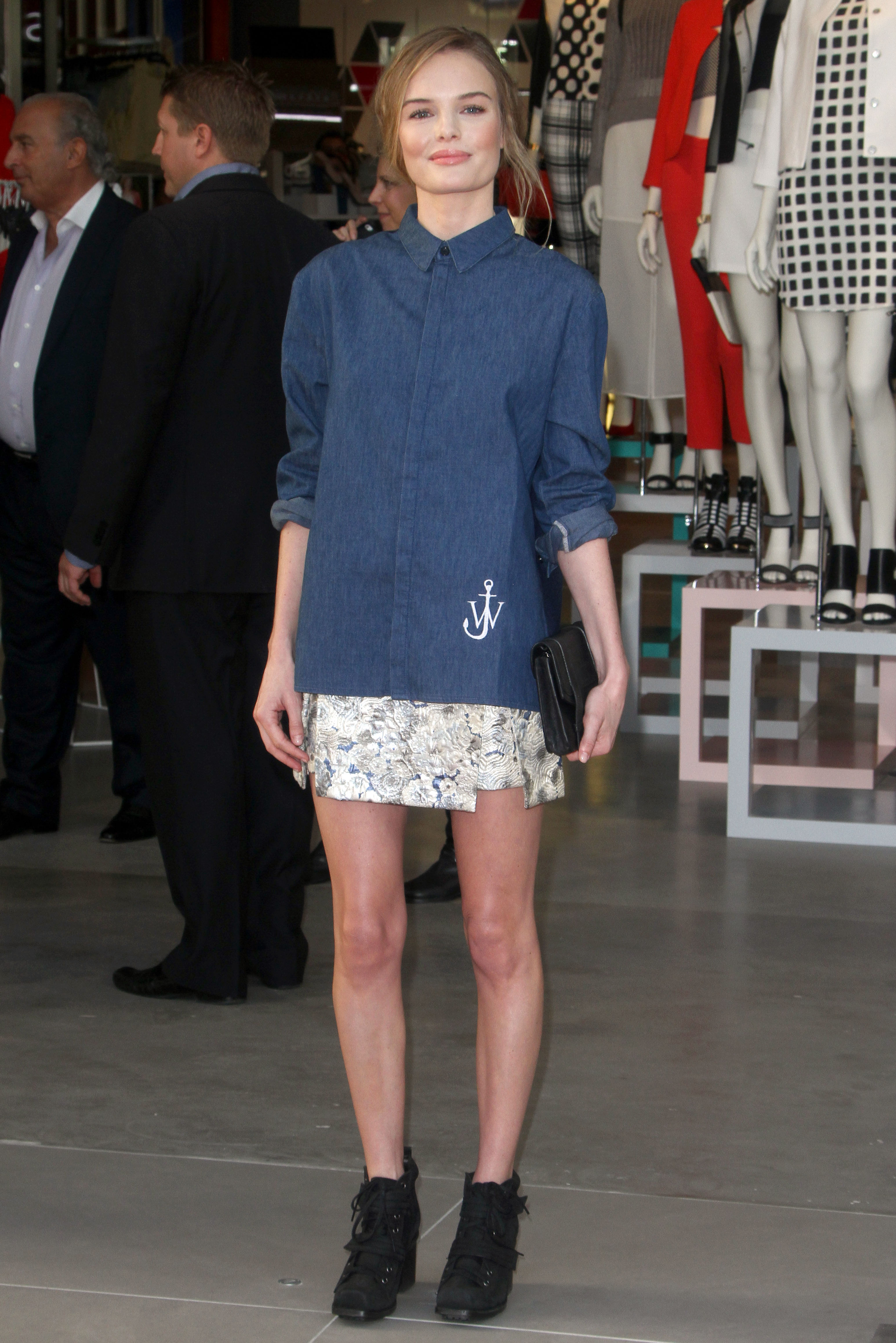 Get the Look: Kate Bosworth's Casual Spring Ensemble