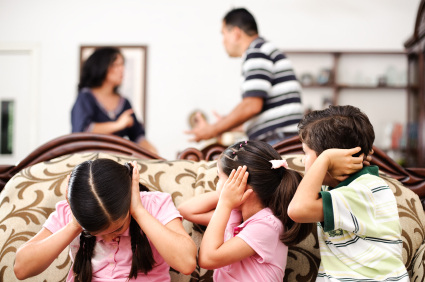 Is It Okay to Argue in Front of Your Kids?