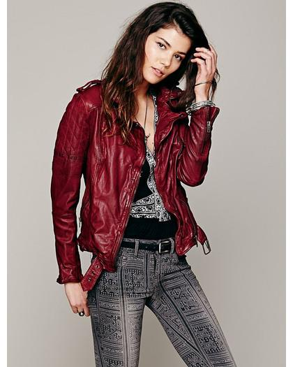 Leather Jackets that Rock ('n' Roll) for Fall