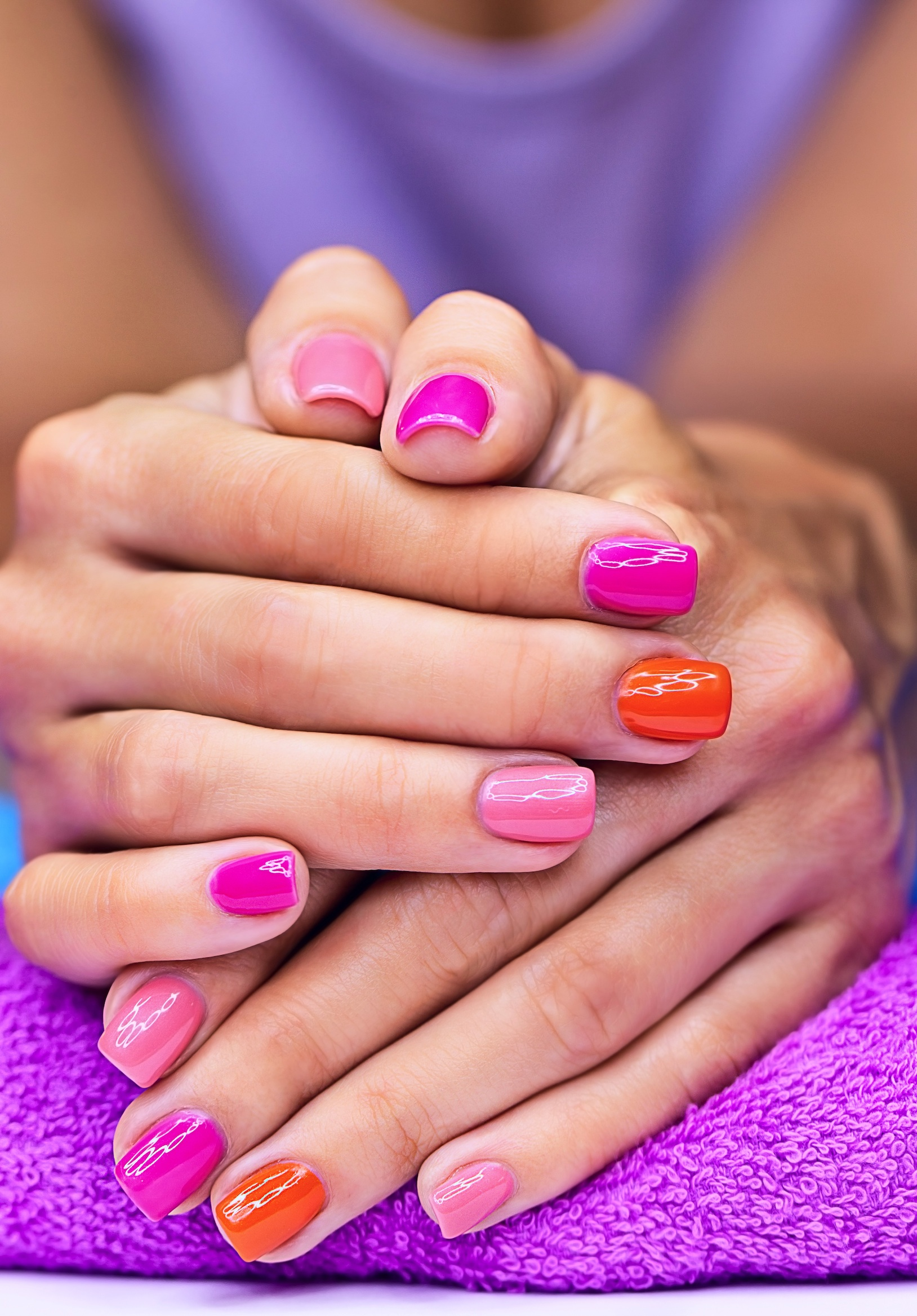 Gel Nails at Home? Three Test Drives