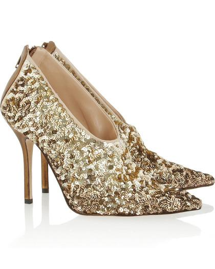 Splurge or Save: Sequin Shoes for Every Budget