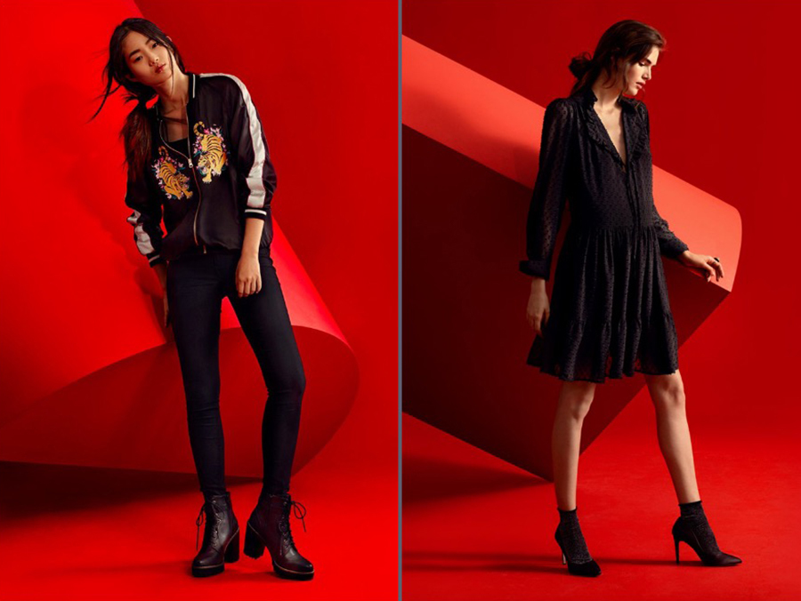 H&M Is Taking Black Friday Literally With An Epic All-Black Collection