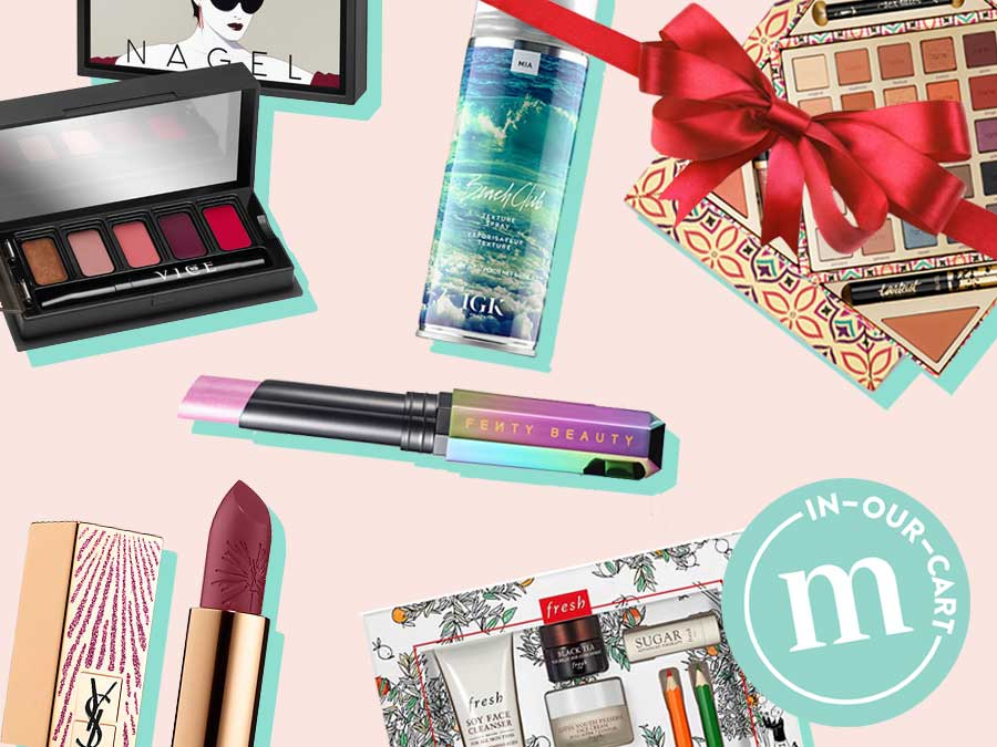 In Our Cart: Holiday Beauty Releases We Want Under Our Tree