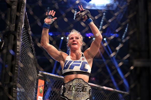 Meet the New UFC Bantamweight Champion Who Shocked the World: Holly Holm