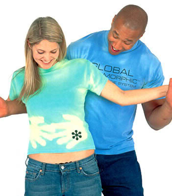 Hyper (Lame) Color T-Shirts: The Trends Back Then