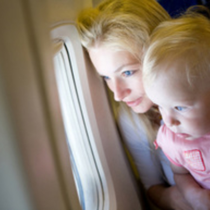 My Twelve Tips for Traveling with Kids on Planes