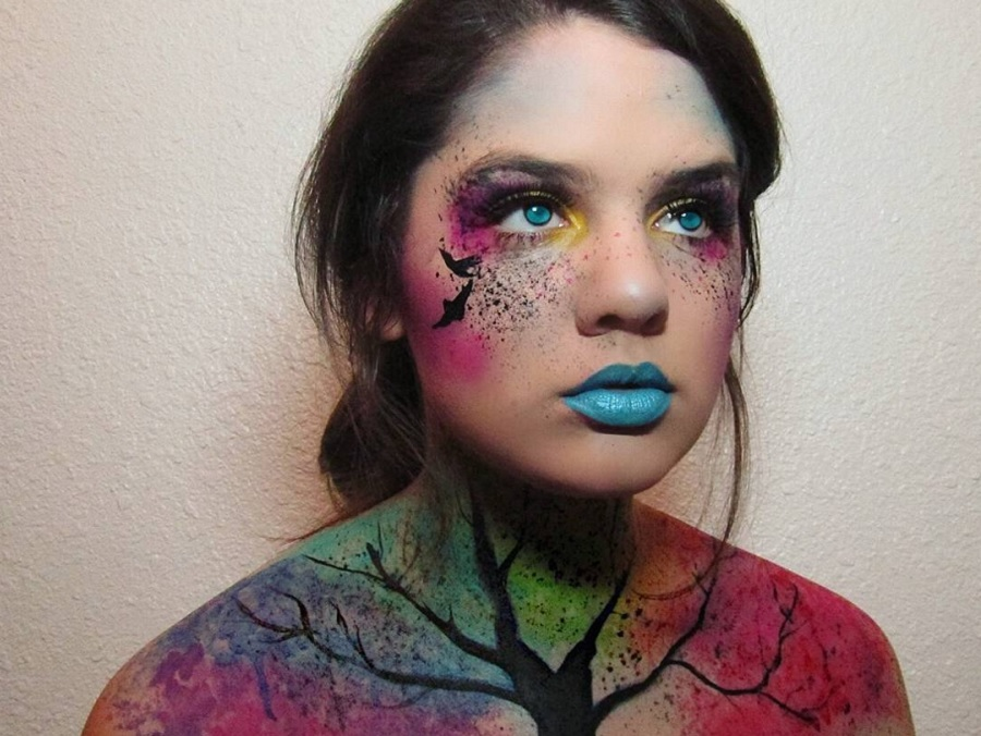 Instagram Star Beauty And The Beests's Looks Inspire Self-Taught Artists Everywhere