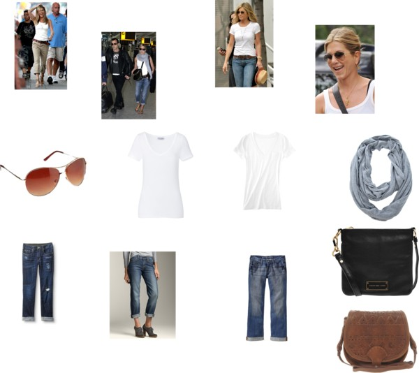 Jennifer Aniston Style for Less
