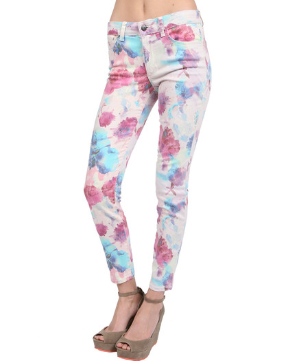 Our Favorite Printed Skinny Jeans
