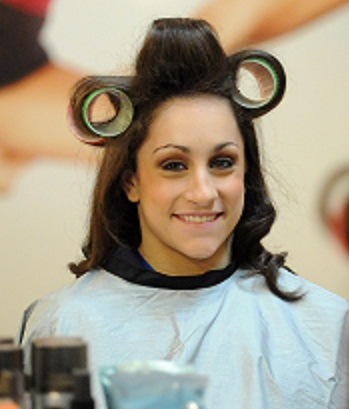 Jordyn Wieber's Post-Competition Makeover