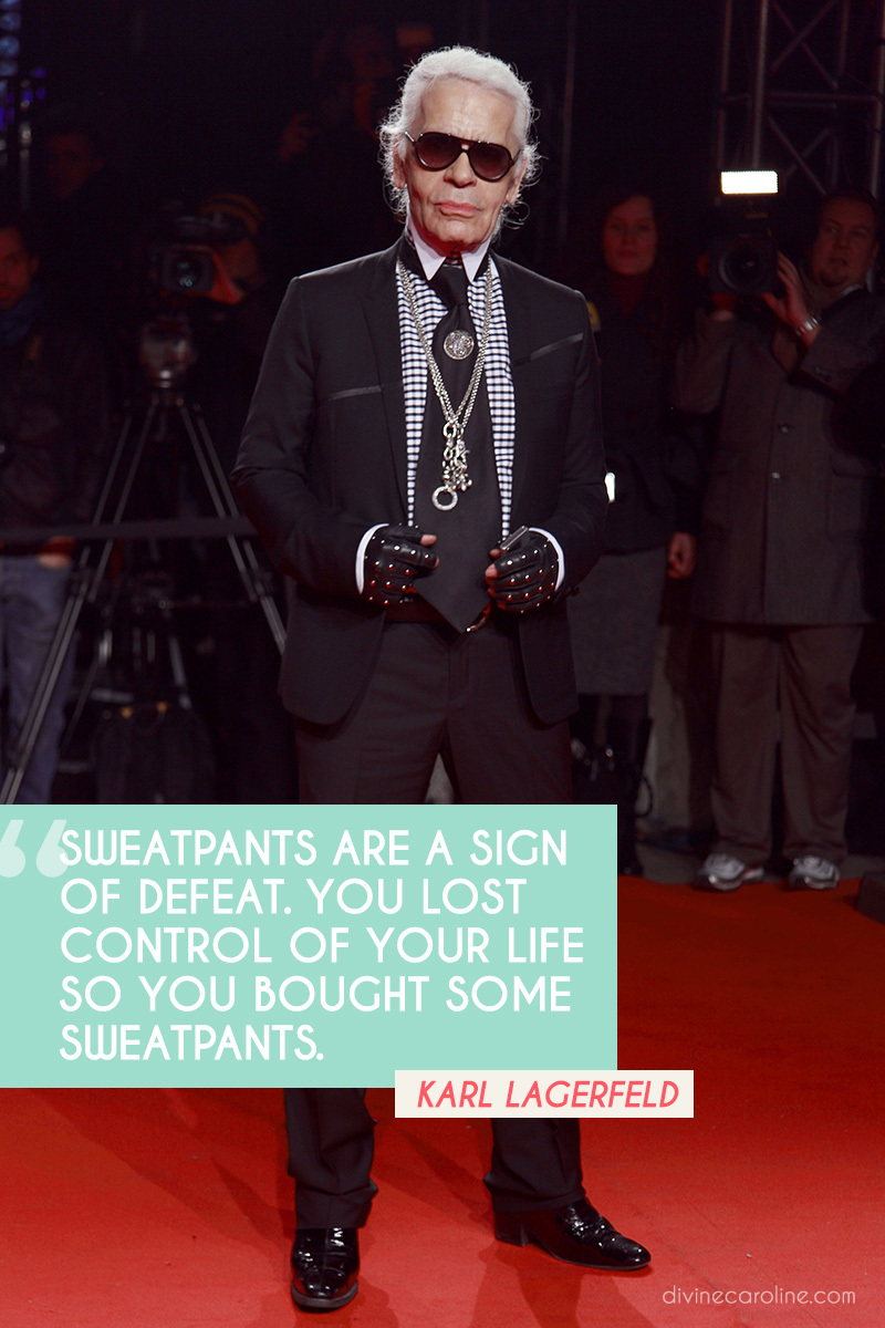 Karl Lagerfeld Quotes: 20 Best Bites from The Creative Mastermind