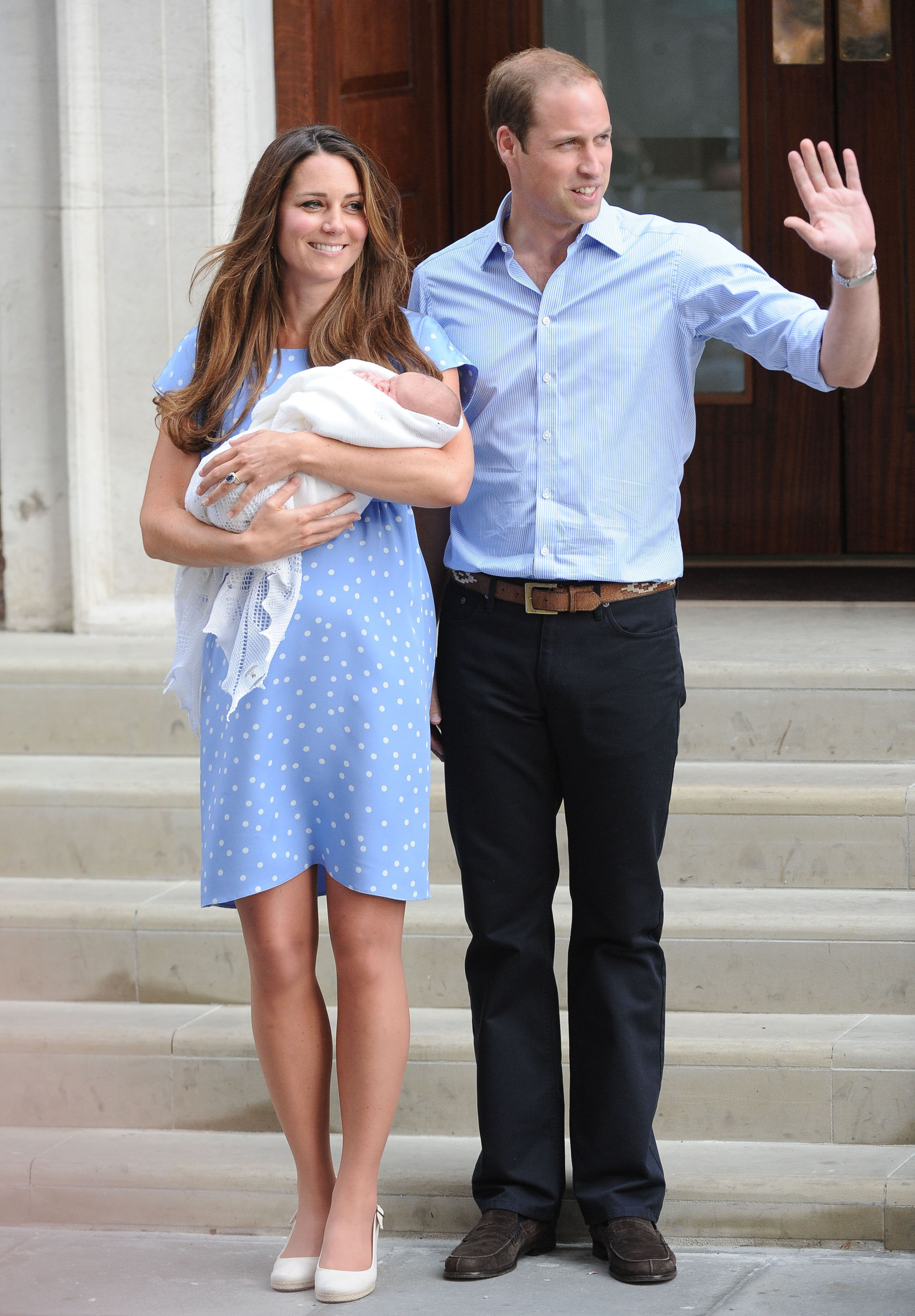 The Royal Baby is Here! William and Kate Welcome Prince George Alexander Louis of Cambridge