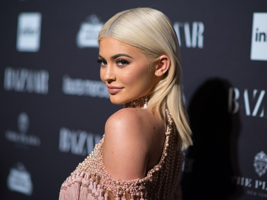 Is Kylie Jenner Launching A Singing Career Right Under Our Noses?