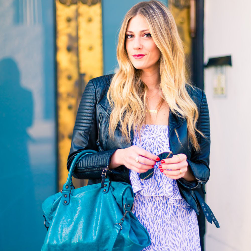 Fall Fashion Trend: Chic Leather Looks