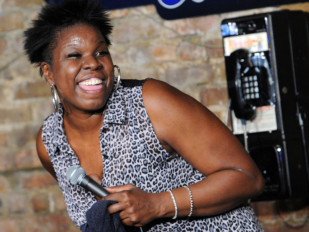 Leslie Jones Is More Excited Than You About the Olympics