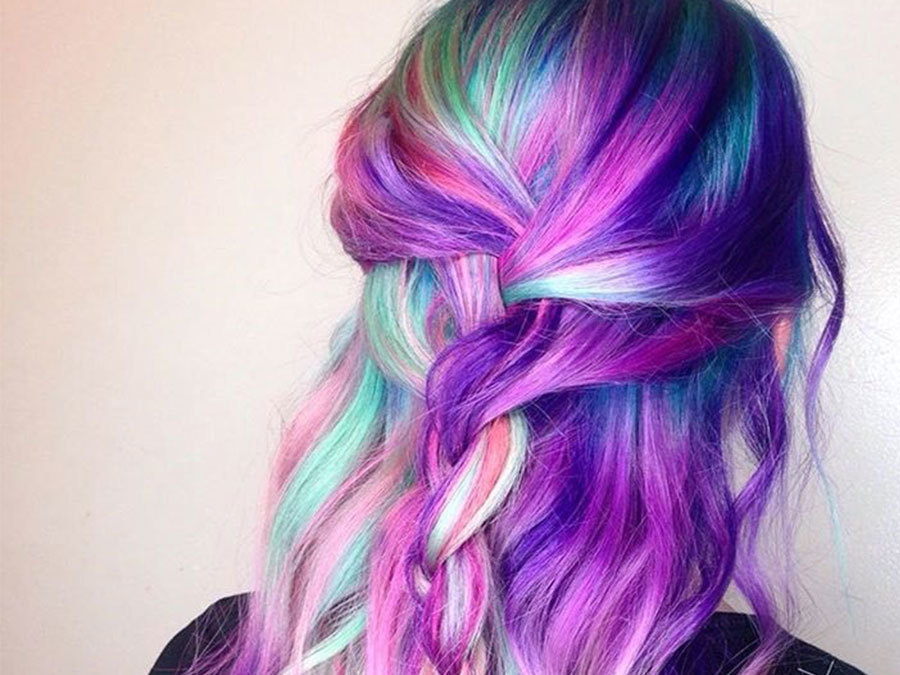 Lisa Frank Hair Is Here, And It's Amazing In Every Way