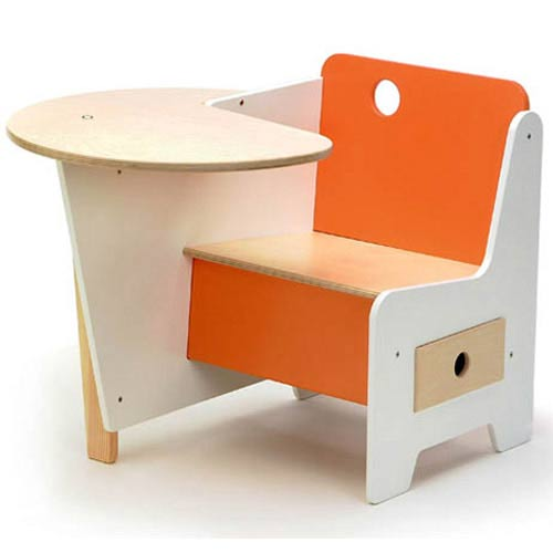 Four Awesome Desks for Cool Kids