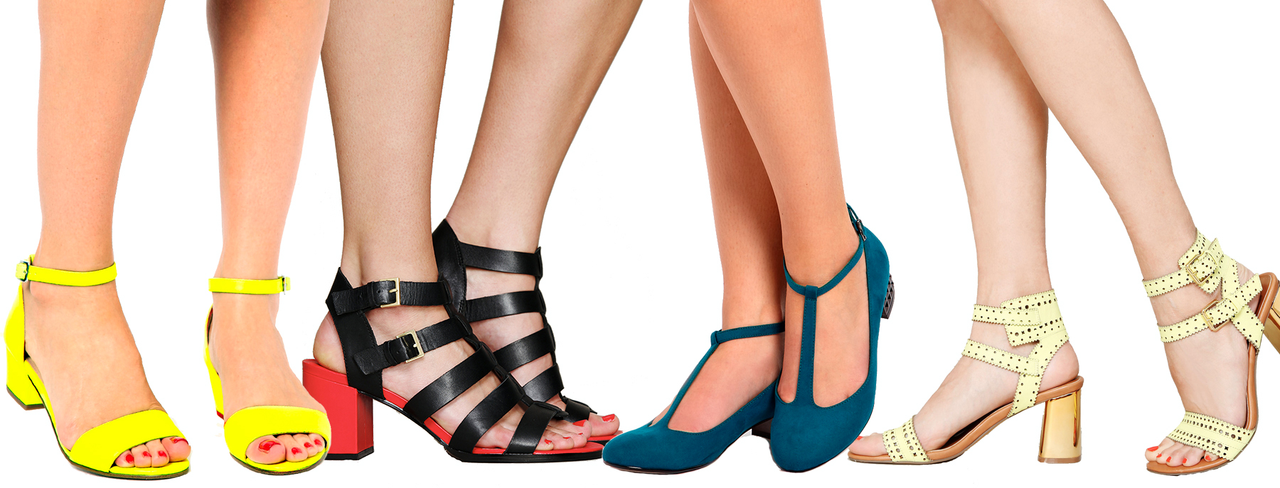 Get Low: Fun Ways to Try the Low-Heel Trend
