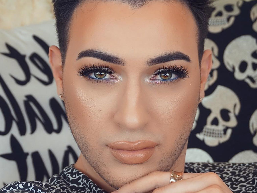 YouTuber Manny Gutierrez Is The First Man To Front A Maybelline Beauty Campaign