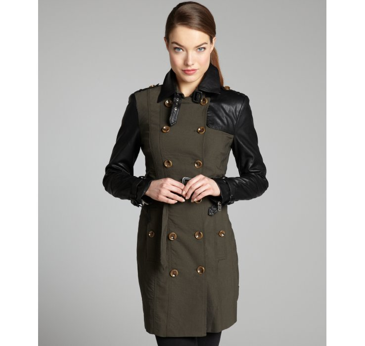 Trendy Spring Trench Coats