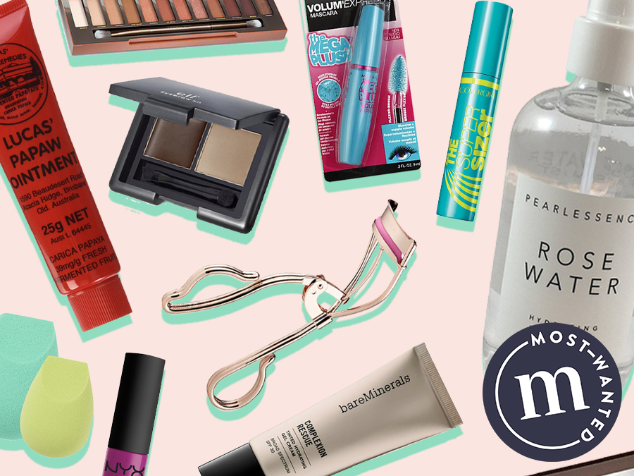 What Our Editors Have In Their Makeup Bags This Fall