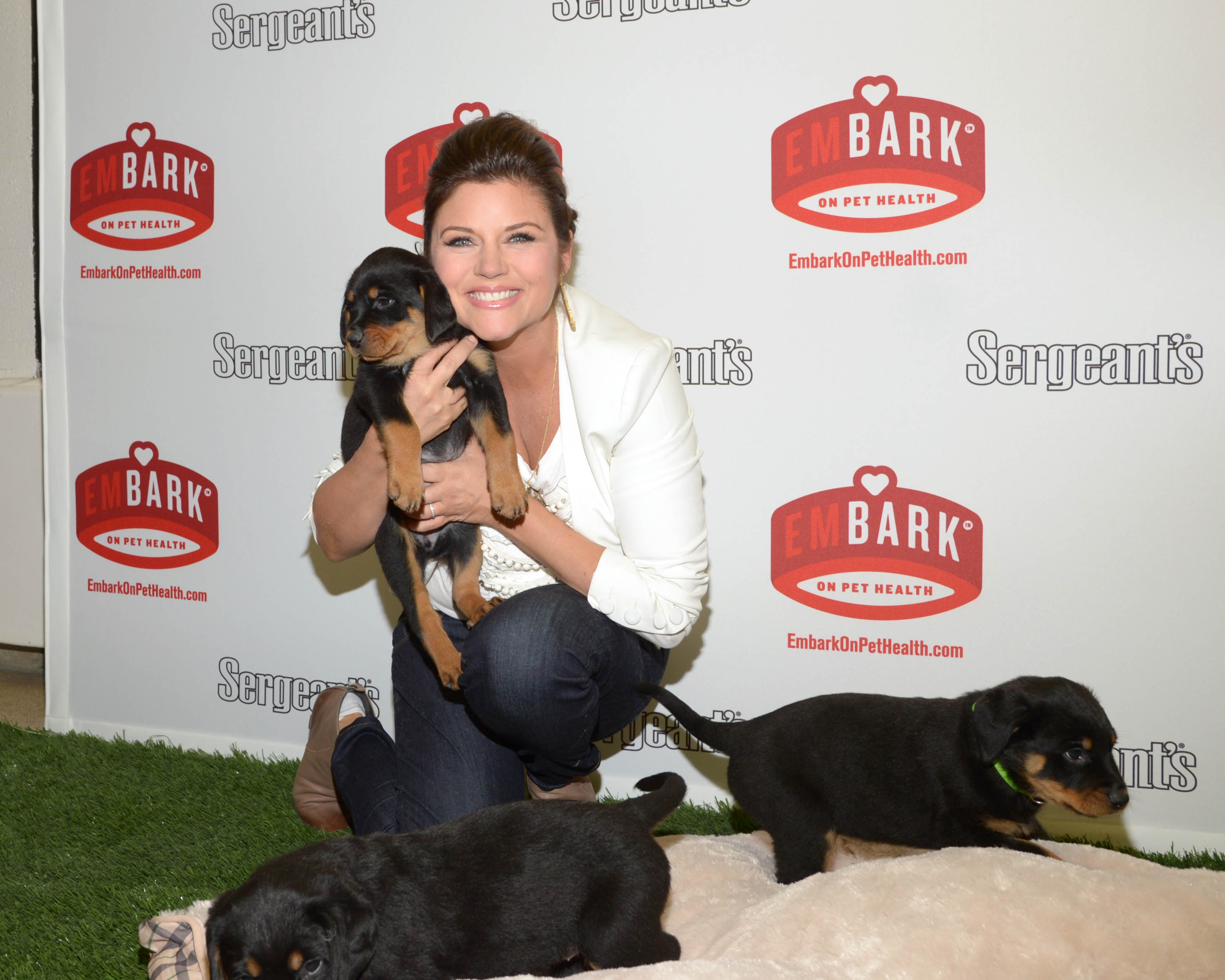 "Millions of Pets are Being ""Saved By"" Tiffani Thiessen"