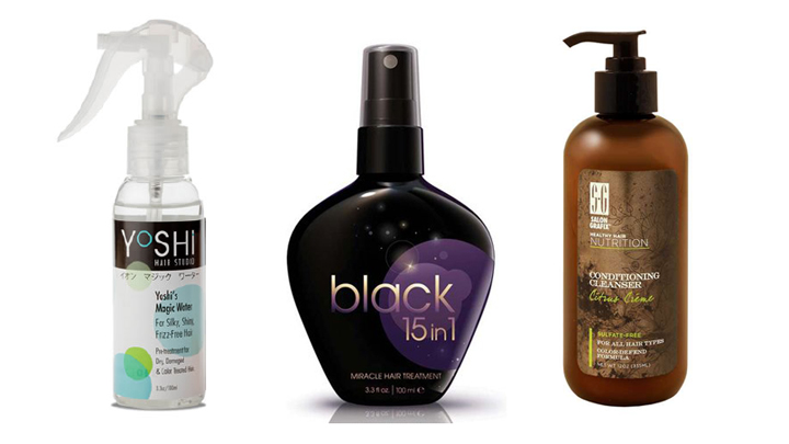 All-in-One Hair Products Perfect for Quick Mornings