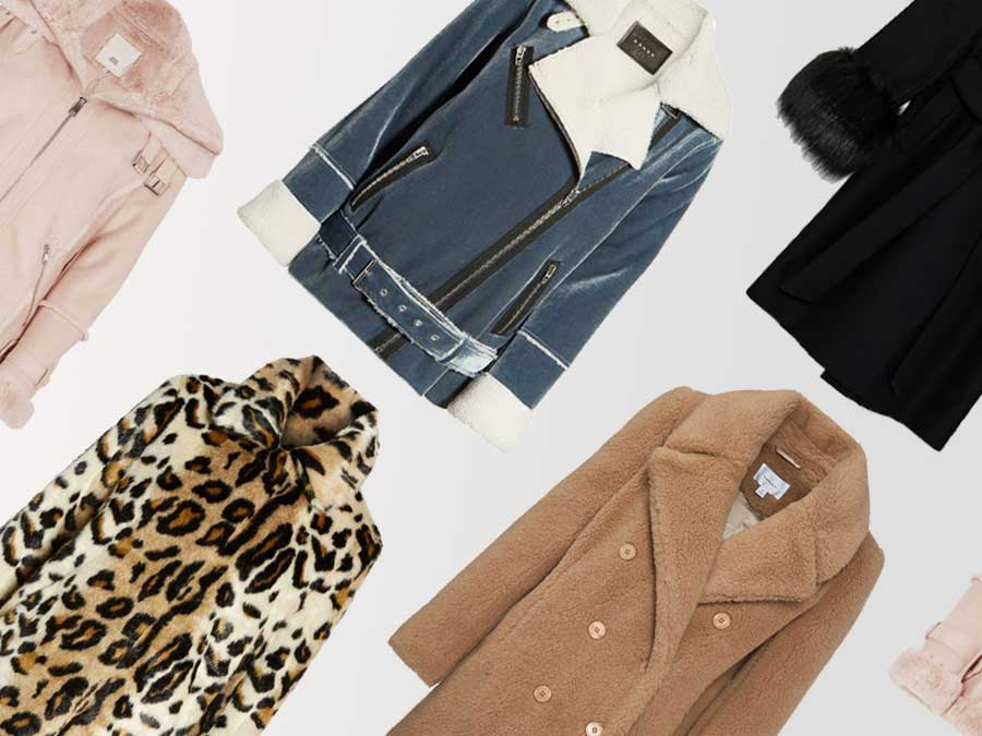 11 Warm But Chic Coats For Watching The Ball Drop