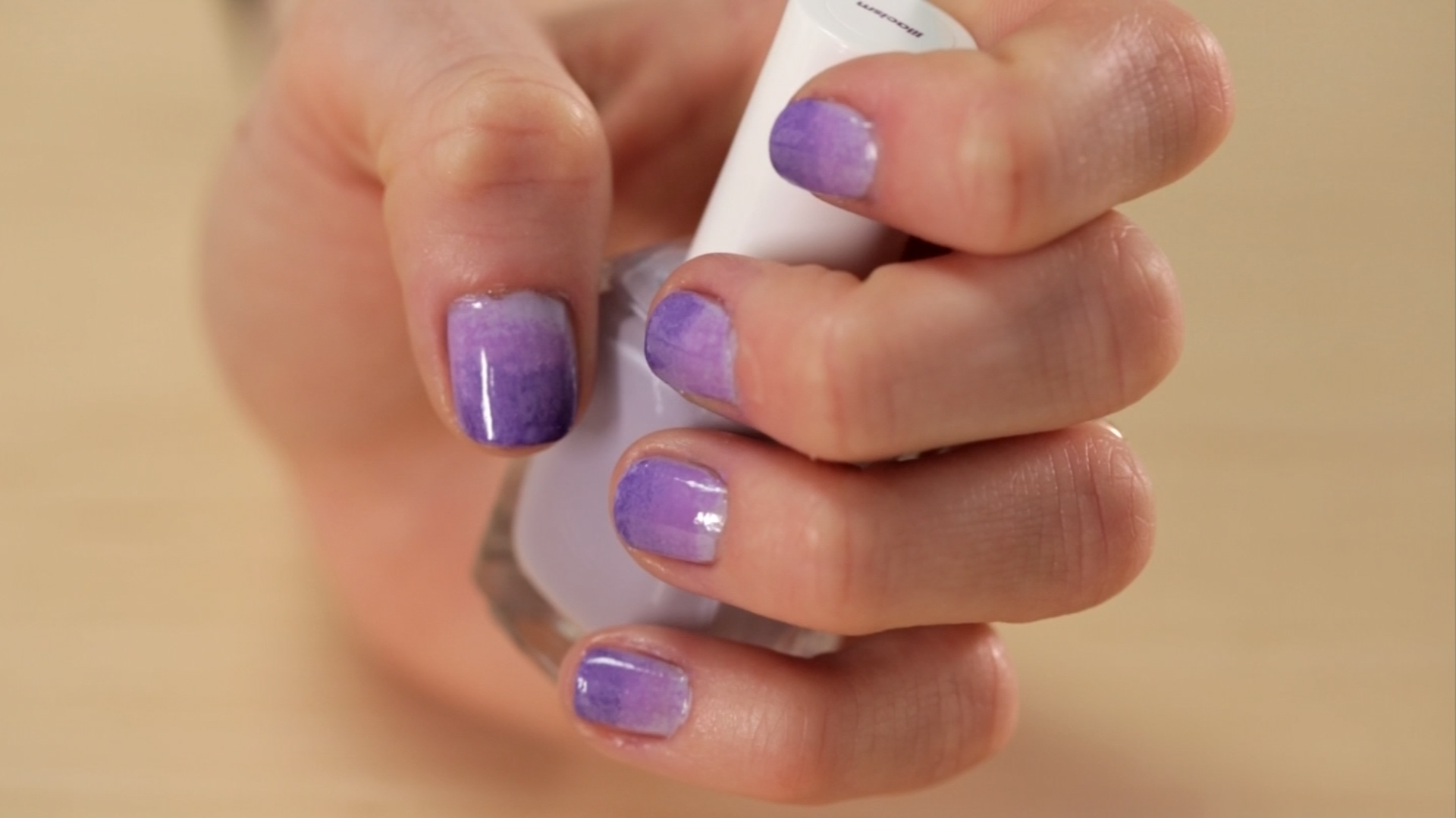 How to Create Ombre Nails