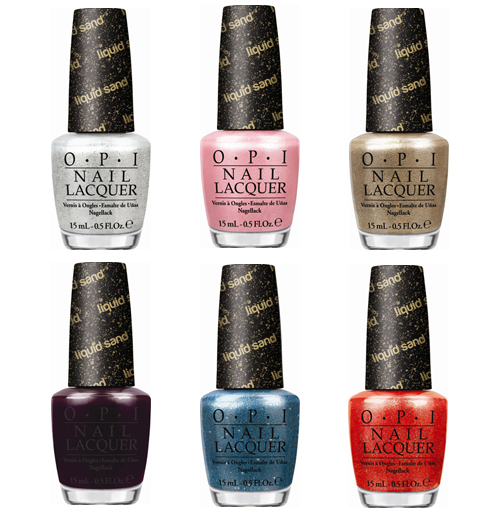 OPI Bond Nail Polish Collection: Summer Is For Bond Girls