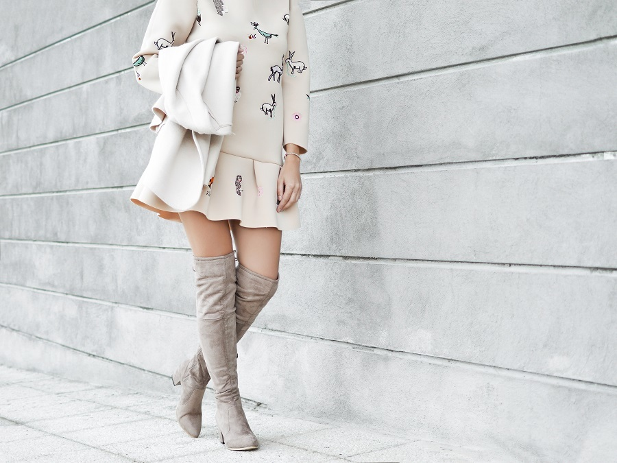 13 Over-The-Knee Boots To Take Your Fall Style To New Heights