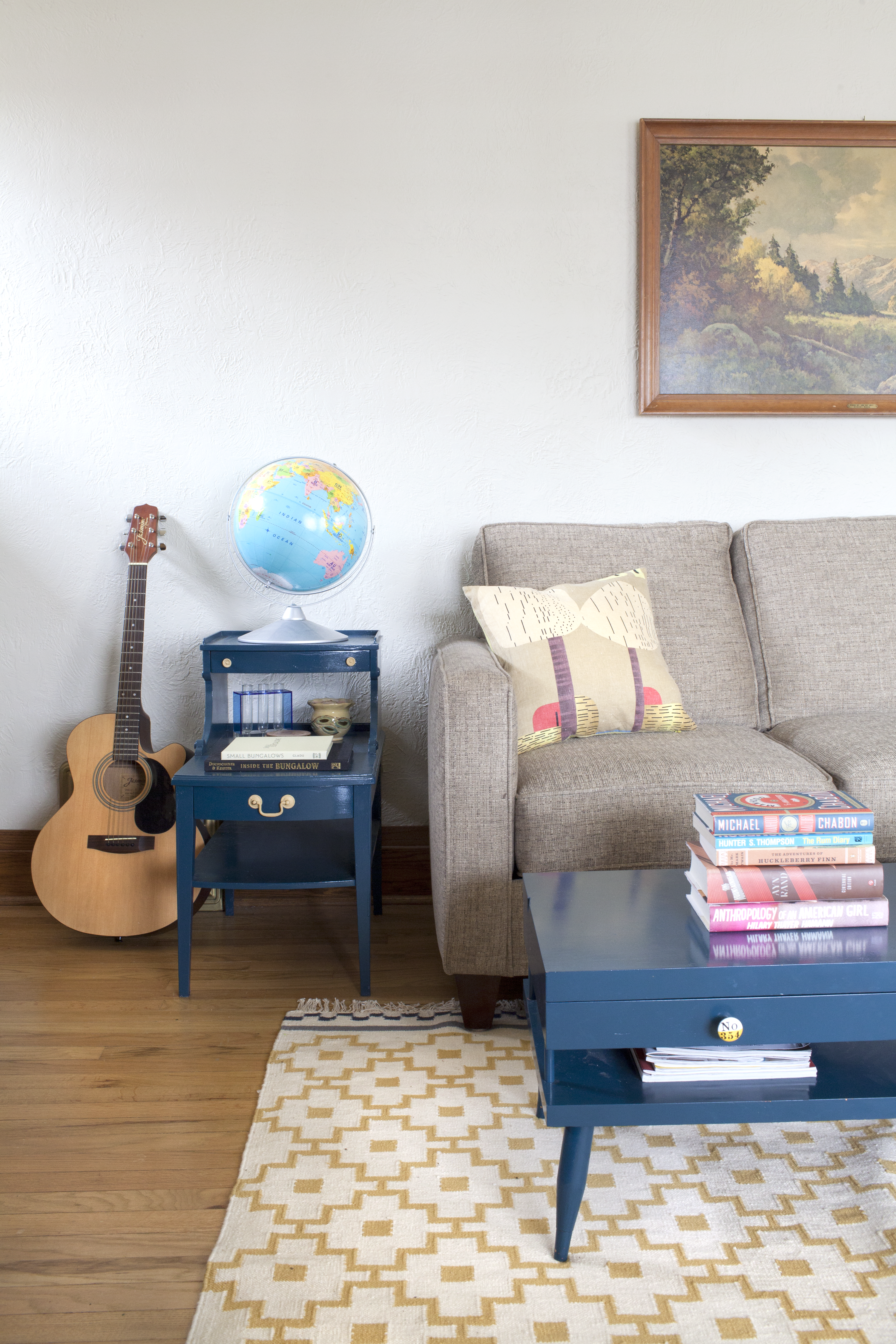 Furniture Facelift: How to Paint Furniture