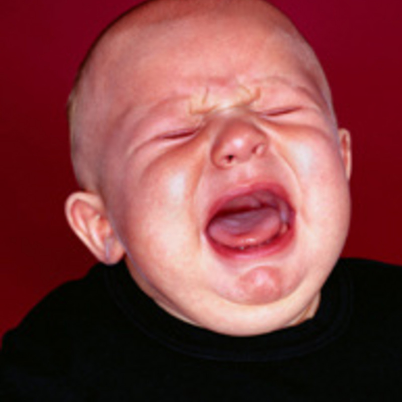 Temper Tantrums Are a Cry for Help