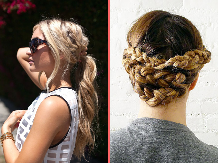 Pinterest's Best Summer Hairstyles