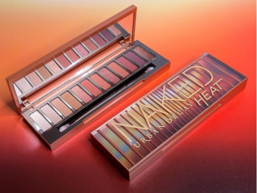 Urban Decay's New Naked Heat Palette Is About To Be Straight Fire