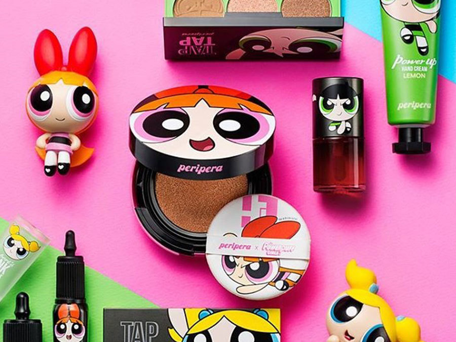 This Powerpuff Girls Makeup Collection Is Sugar, Spice, And Everything Nice