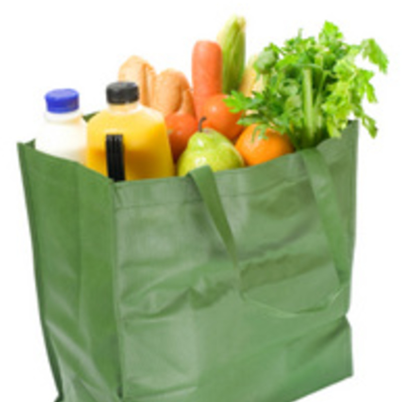 Tote for Green
