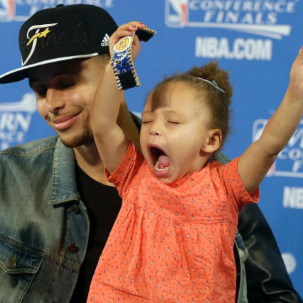 18 Times Riley Curry Was The Sassiest Diva Child We've Ever Seen