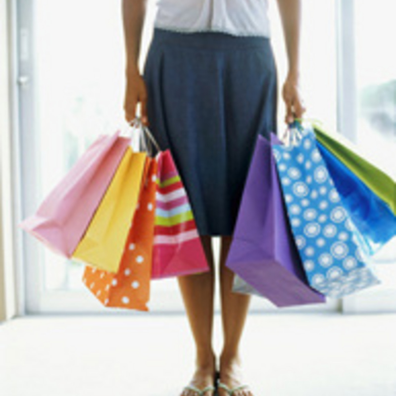 Six Ways to Save Money While Shopping Green