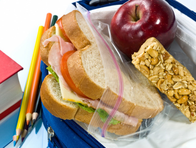 Five Healthy and Inventive School Lunches
