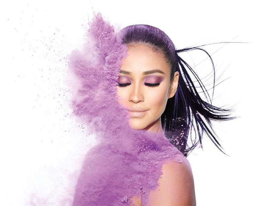 Shay Mitchell Collabs With Smashbox To Make Killer Eyeshadow Palettes