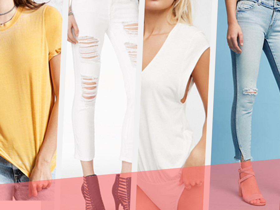 10 T-Shirt And Jean Combinations That Are Anything But Basic
