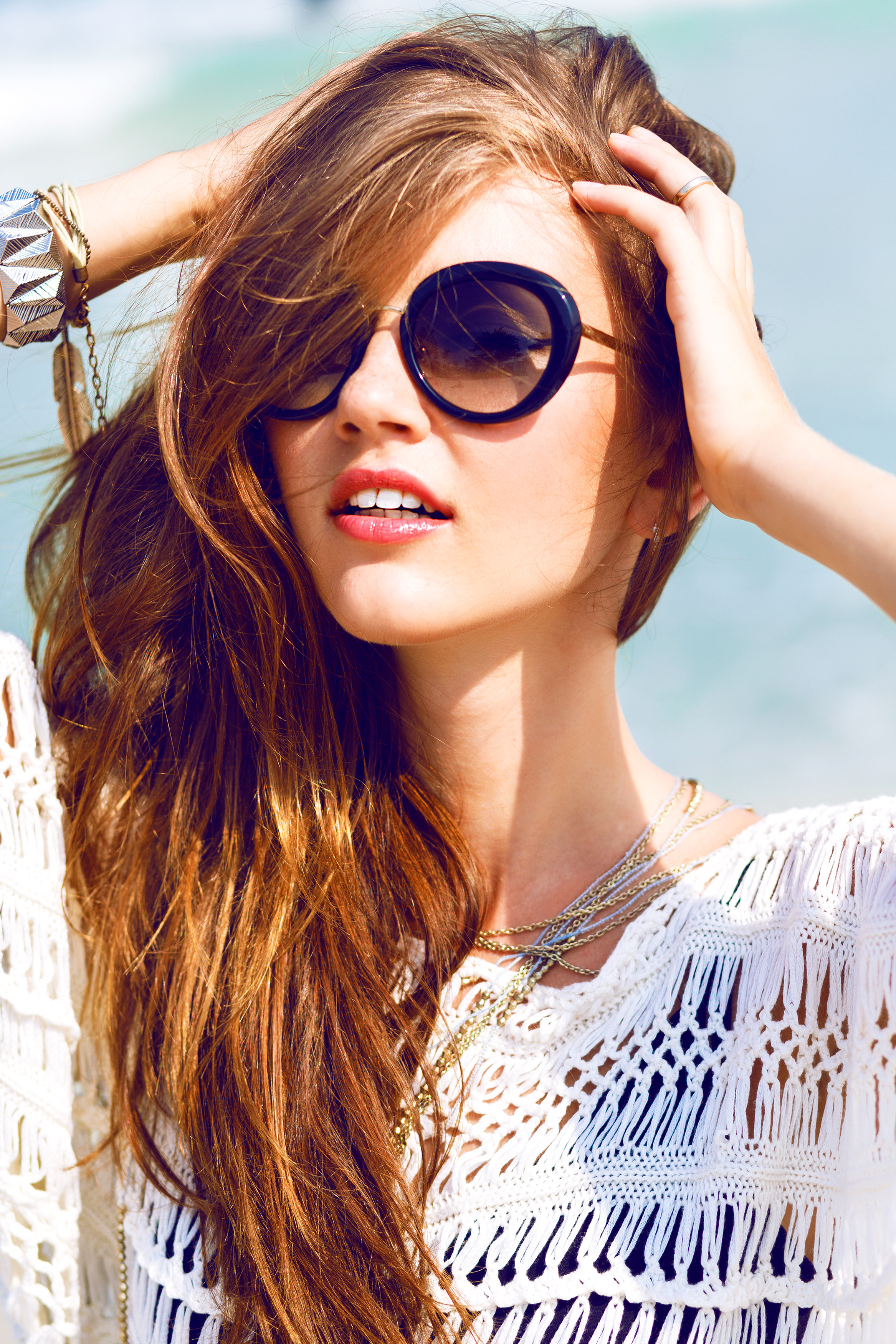 UV-Protecting Hair Products