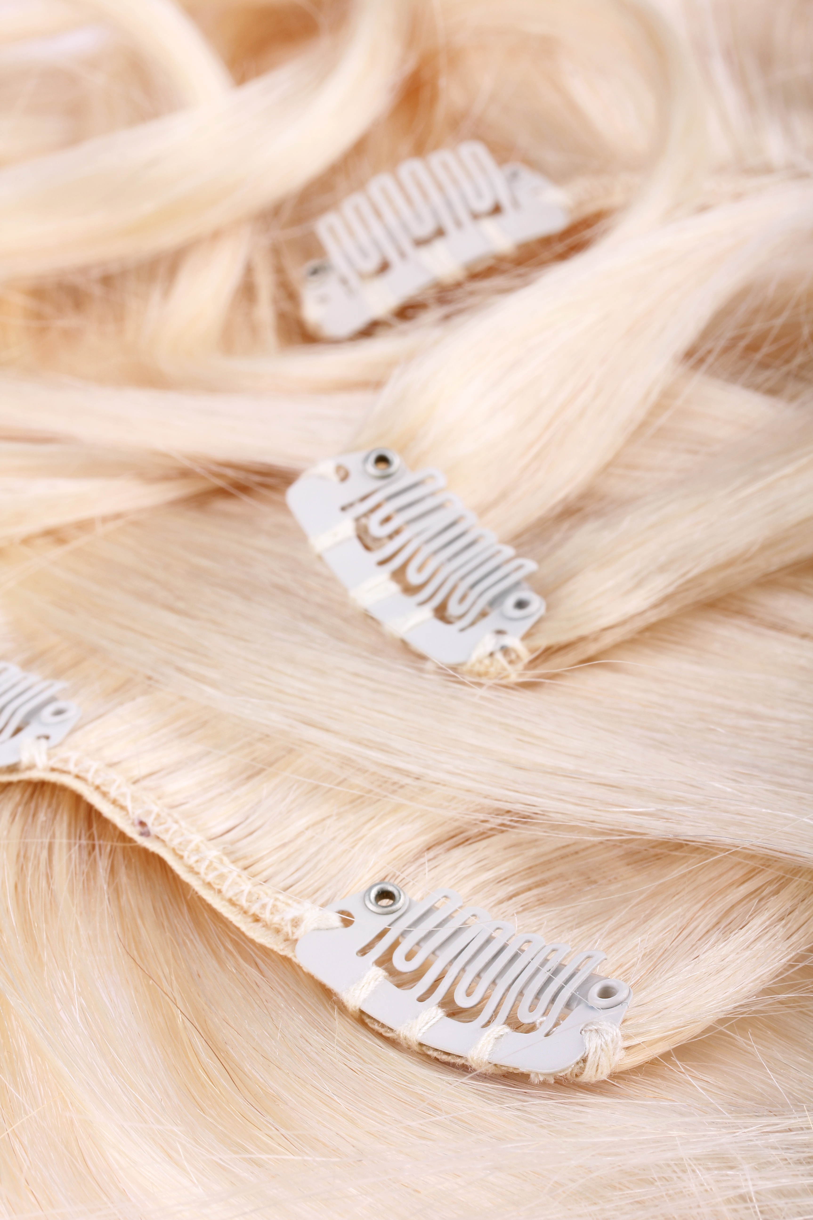 Temp-Tresses: Eleven Natural-Looking Hair Extensions
