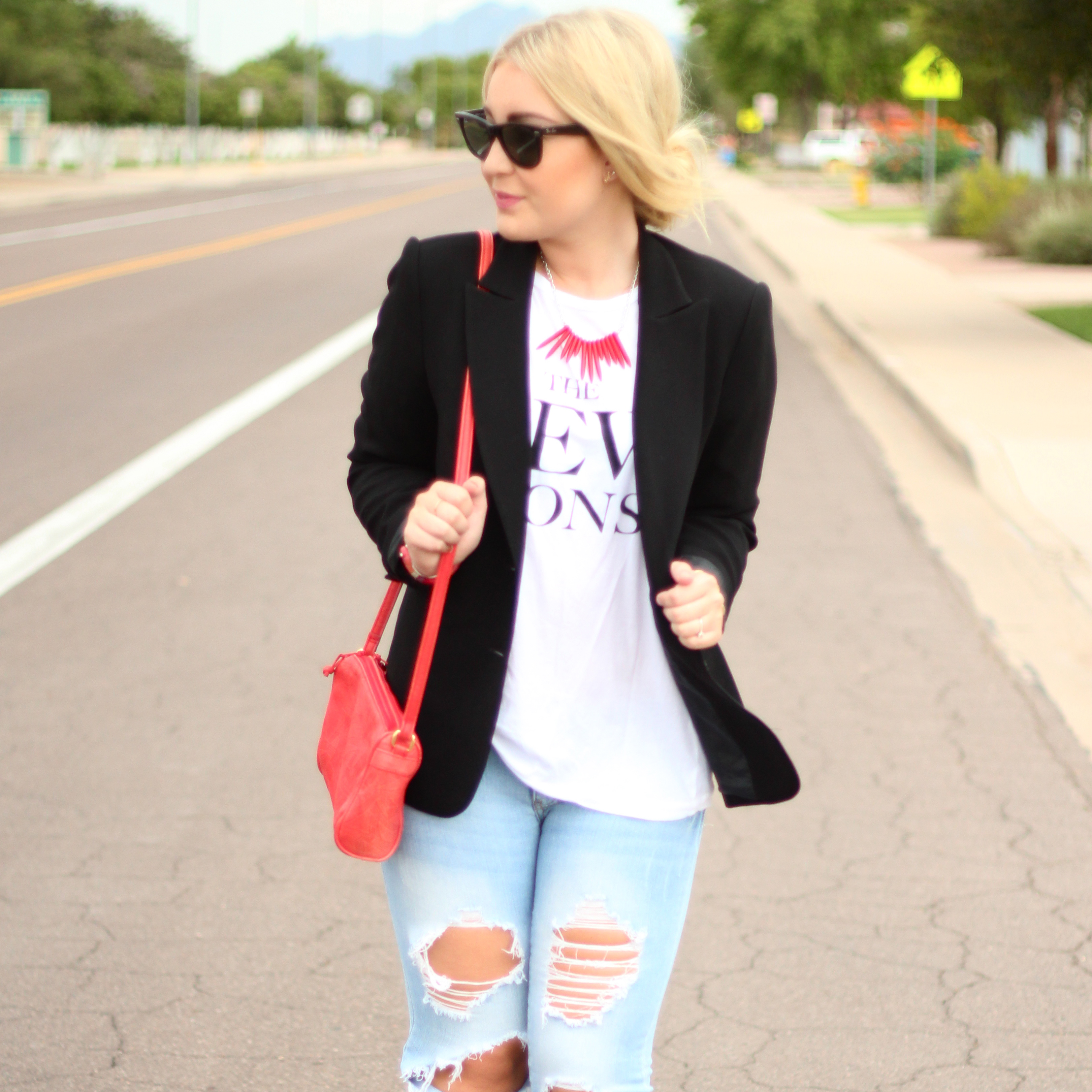 Skinny Jeans: My Easy Formula for Dressing Up Skinnies