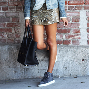 Sneaker Trend: Sport It, Girl!