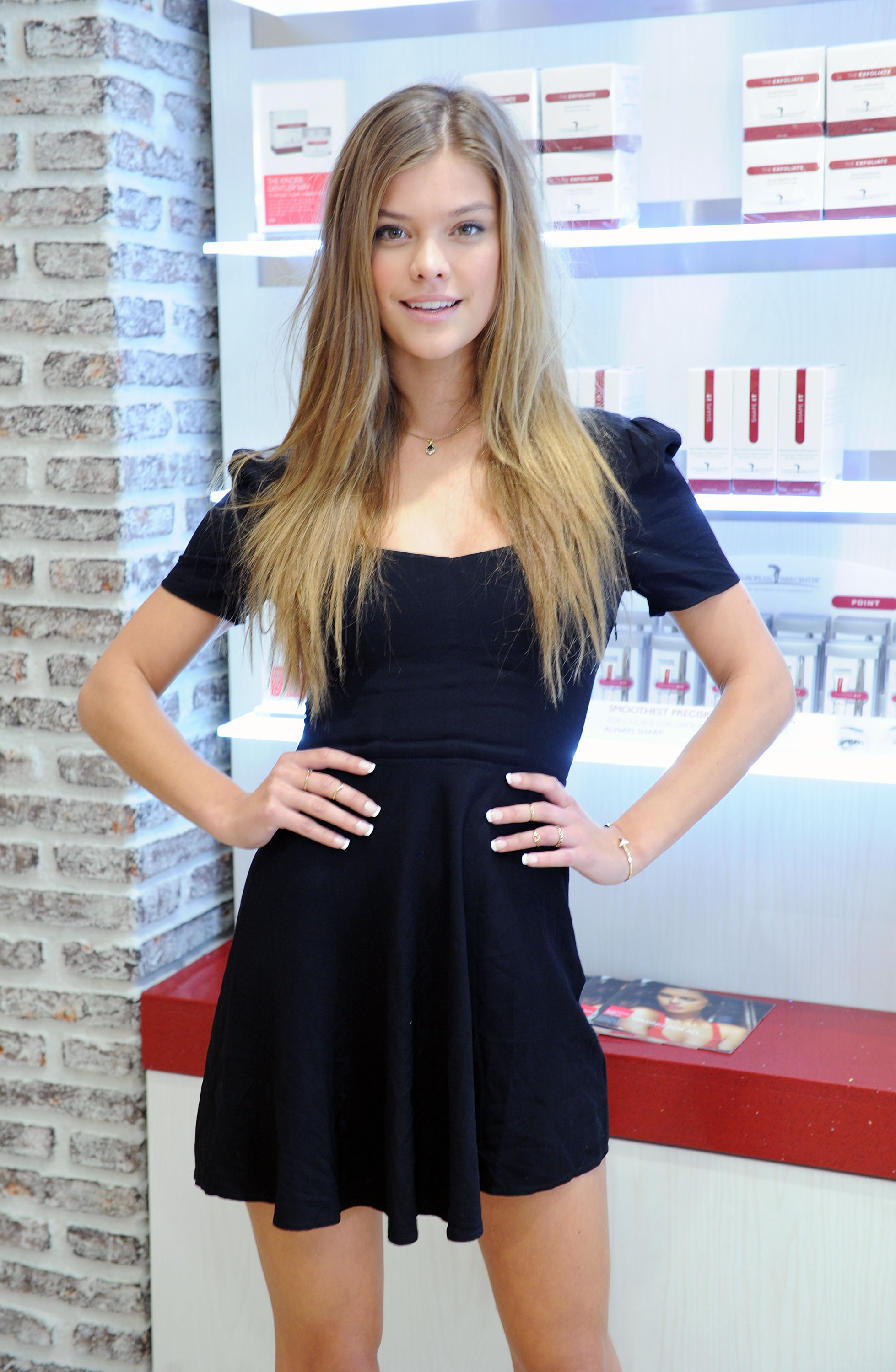 "Beauty Secrets from ""Sports Illustrated"" Model Nina Agdal"